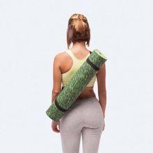Yogamatte Gras