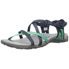 Merrell Terran Lattice II, Damen Sandalen, Blau (Navy), 39 EU (6 UK)