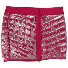Columbia - Women's Powder Lite Skirt - Kunstfaserrock Gr 10;6;8 rosa/rot/grau