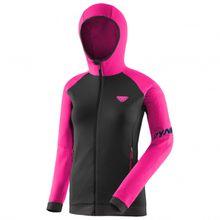 Dynafit - Women's Speed Thermal Hooded Jacket - Fleecejacke Gr 34;36;38;40 schwarz/rosa;blau/türkis