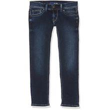 Pepe Jeans Jungen Tracker Jeans, Blau (Denim), 8 Jahre