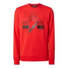Sweatshirt mit Print Modell 'Girk'