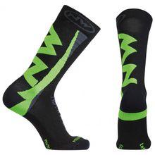 Northwave - Extreme Socks - Radsocken Gr S schwarz/grau