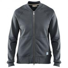 Fjällräven - Women's Greenland Zip Cardigan - Freizeitjacke Gr M;S;XS schwarz/grau