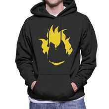 Junkrat Head Overwatch Men's Hooded Sweatshirt