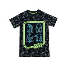Star Wars Jungen Star Wars Leuchten im Dunkeln T-Shirt 116