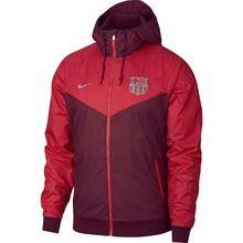 Nike Performance Windbreaker FC Barcelona Outdoorjacken rot Herren
