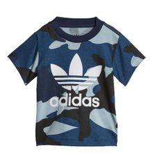 ADIDAS ORIGINALS Shirt blau / nachtblau / azur