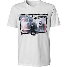 T-Shirt MORNING  weiß Jungen Kinder