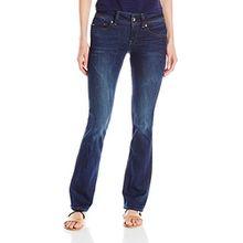 G-STAR RAW G-Star Damen Jeanshose Midge Saddle Mid Bootleg Wmn, Blau (dark aged), 30/34