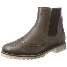 Ganter Damen Frida-F Chelsea Boots, Braun (Nuss), 40 EU(6.5 UK)
