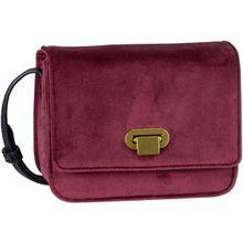 Marc O'Polo Umhängetasche Daria Crossbody Bag S Velvet Burgundy Red
