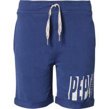 Pepe Jeans Shorts 'Otto' blau / weiß