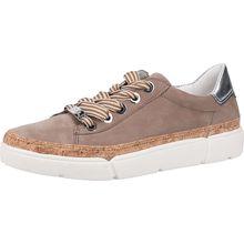 ara Sneaker Sneakers Low grau Damen