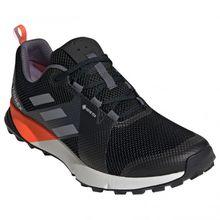 adidas - Terrex Two GTX - Trailrunningschuhe Gr 14,5 schwarz/grau/weiß