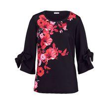 Alba Moda Shirt schwarz Damen