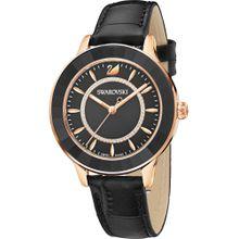 Swarovski Uhr gold / schwarz