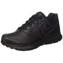 Nike Unisex-Kinder Downshifter 6 Ltr Sneakers, Schwarz (Black/Black-Anthracite), 38 EU