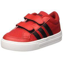 adidas Unisex-Kinder Vs Set CMF Inf Sneakers, Rot (Escarl/Negbas/ftwbla), 21 EU