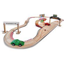 Eichhorn Bahn Porsche Racing Set