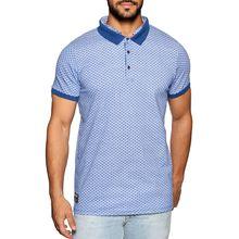 Rusty Neal Poloshirt in blau für Herren