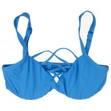 Seafolly - Active DD Bralette - Bikini-Top Gr 10;12;14;16;8 schwarz;blau;beige/rot