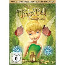 DVD Die Tinkerbell Kollektion 1-6 Hörbuch