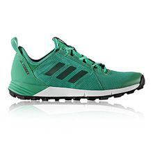 adidas Terrex Agravic Speed W, Damen Wanderstiefel, Grün (Verde Verbas/verbas/Negbas), 40 2/3 EU (7 UK)
