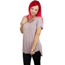 Khujo Matilde Women Shirt (M, rose melange)