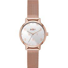 DKNY Uhr 'NY2817' rosegold / weiß