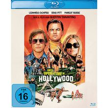 BLU-RAY Once upon a time in... Hollywood Hörbuch