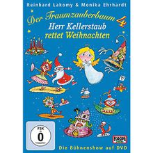 DVD Der Traumzauberbaum 4 - Herr Kellerstaub rettet Weihnachten Hörbuch