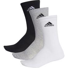 adidas Performance Kinder Socken 3er Pack PRE CREW T schwarz/weiß
