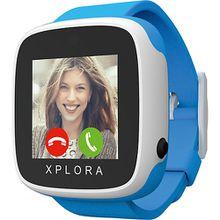 XPLORA GO Smartwatch Kids blue blau Jungen Kinder