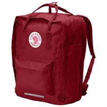 Fjällräven - Kanken 17' - Notebooktasche Gr 20 l rot;rot/rosa;schwarz/oliv