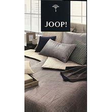 JOOP! Bettwäsche Structure | 9 graphit - 135 x 200 cm
