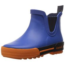 Kamik Unisex-Kinder Rainplaylo Gummistiefel, Blau (Blue-Bleu Blu), 23 EU