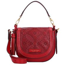 The Bridge Cerboli Handtasche Leder 20 cm rot Damen