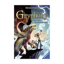 Buch - Gryphony: Der Fluch der Drachenritter