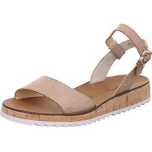 Paul Green Damen Sandaletten 7161-002 Beige 443674