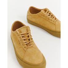 Vans - Diamo - Sneaker aus braunem Wildleder, VN0A3TKDUMD1 - Bronze