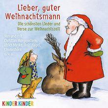 Lieber, guter Weihnachtsmann, 1 Audio-CD Hörbuch