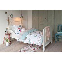 Room Seven Bettwäsche Memory Lane 80 x 80 135 x 200 cm Mint Green