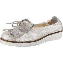 SPM Monaco Typical Shoe Sportliche Ballerinas beige-kombi Damen