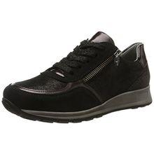 ara Osaka, Damen Sneaker, Schwarz (Schwarz,Piombo/Lava), 37 EU (4 UK)