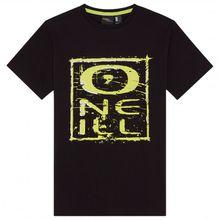 O'Neill - Kid's O' T-Shirt Gr 116;128;140;152;164;176 schwarz;grau