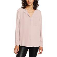 SELECTED FEMME Damen Bluse Sfdynella LS Shirt Noos, Rosa (Sepia Rose), 36