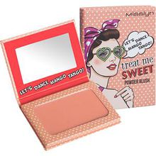 Misslyn Teint Blusher Treat me Sweet! Powder Blush Nr. 25 Missing your Kissing! 6 g