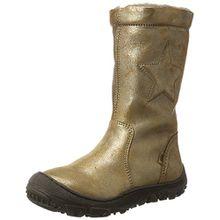 Bisgaard Unisex-Kinder Stiefel, Gold (6011 Gold), 33 EU