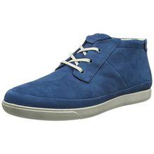 Ecco Damara Damen Hohe Sneakers, Blau (02269Poseidon), 36 EU